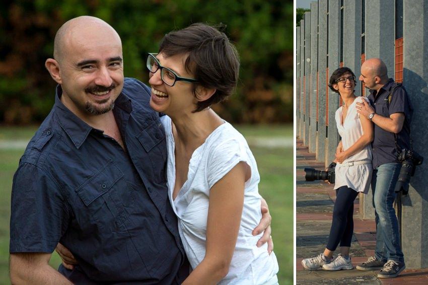 Mautizio e Daniela Wedding Photographers
