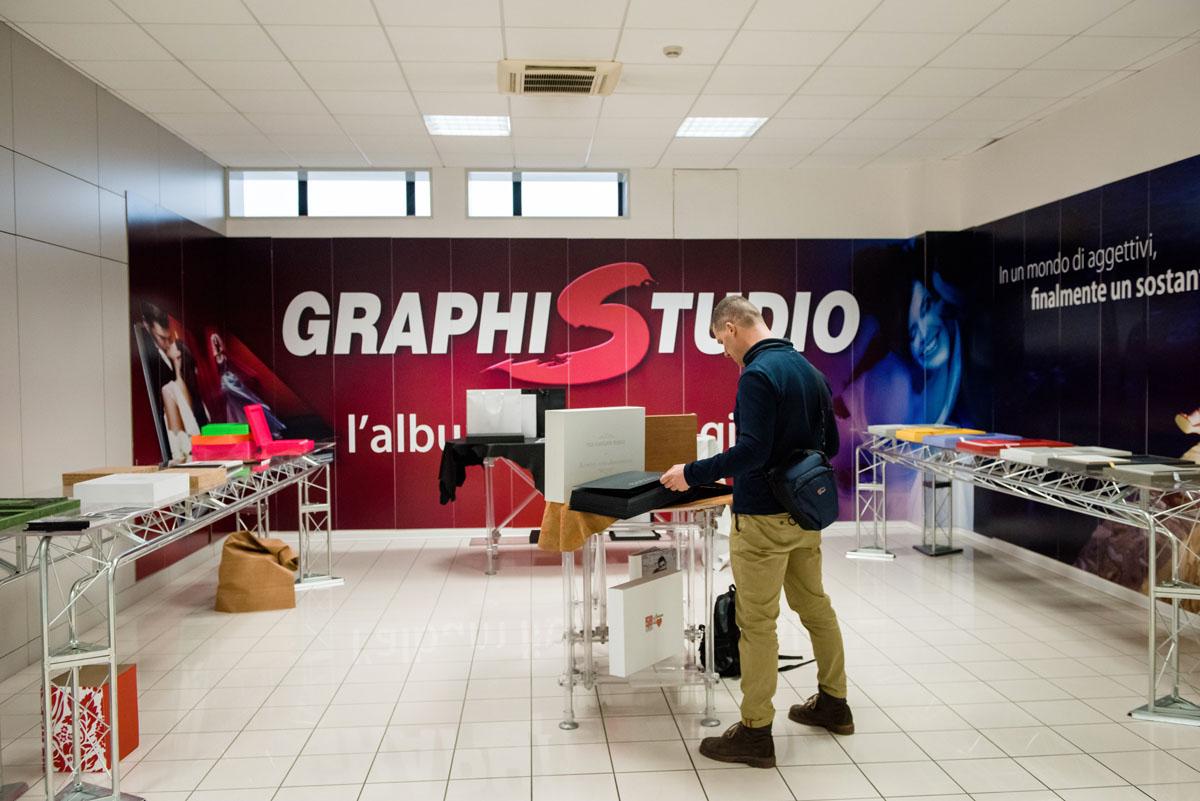 graphistudio showroom