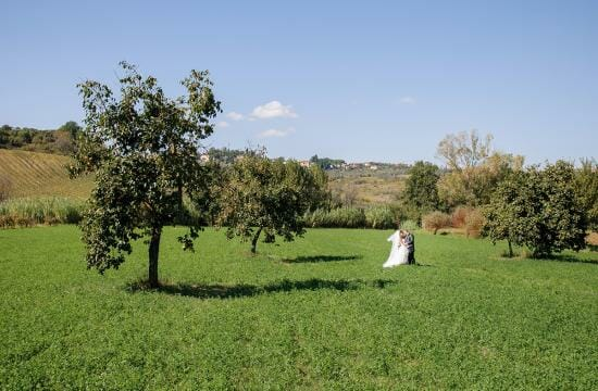 tuscany for dream wedding photography