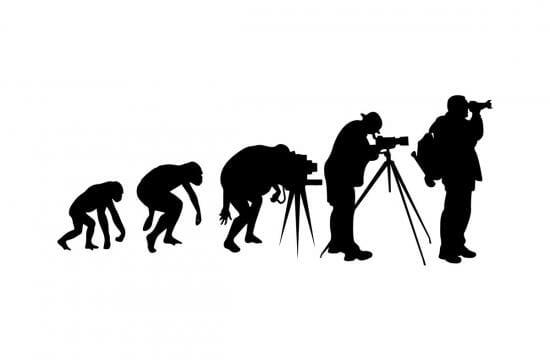 photography evolution