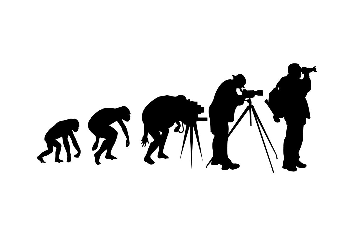 photography evolution