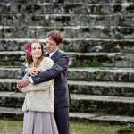 country wedding in fiesole