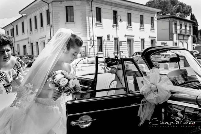 traditional wedding in tuscany