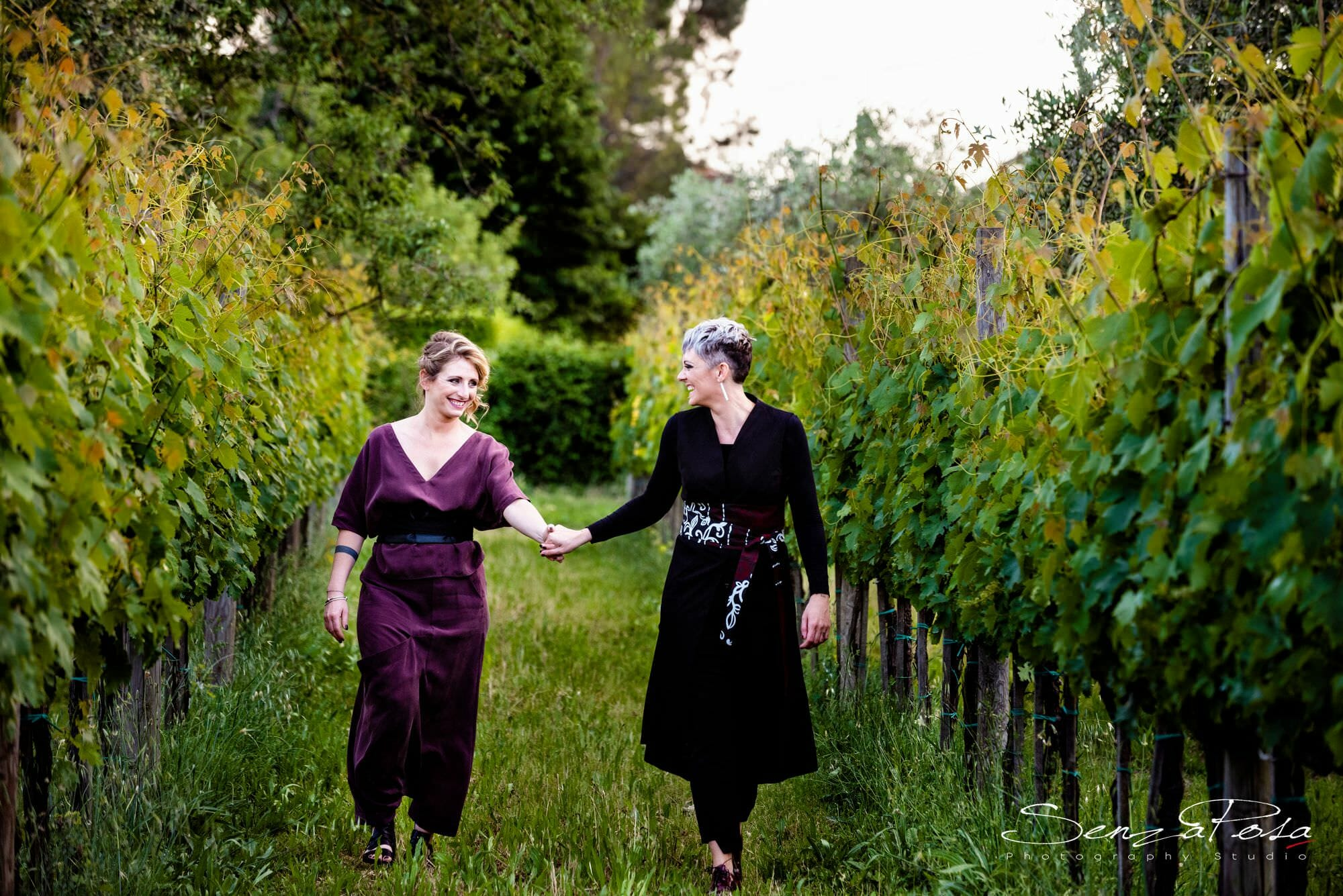 lgbt wedding in tuscany