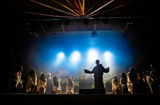 theater photographer in tuscany