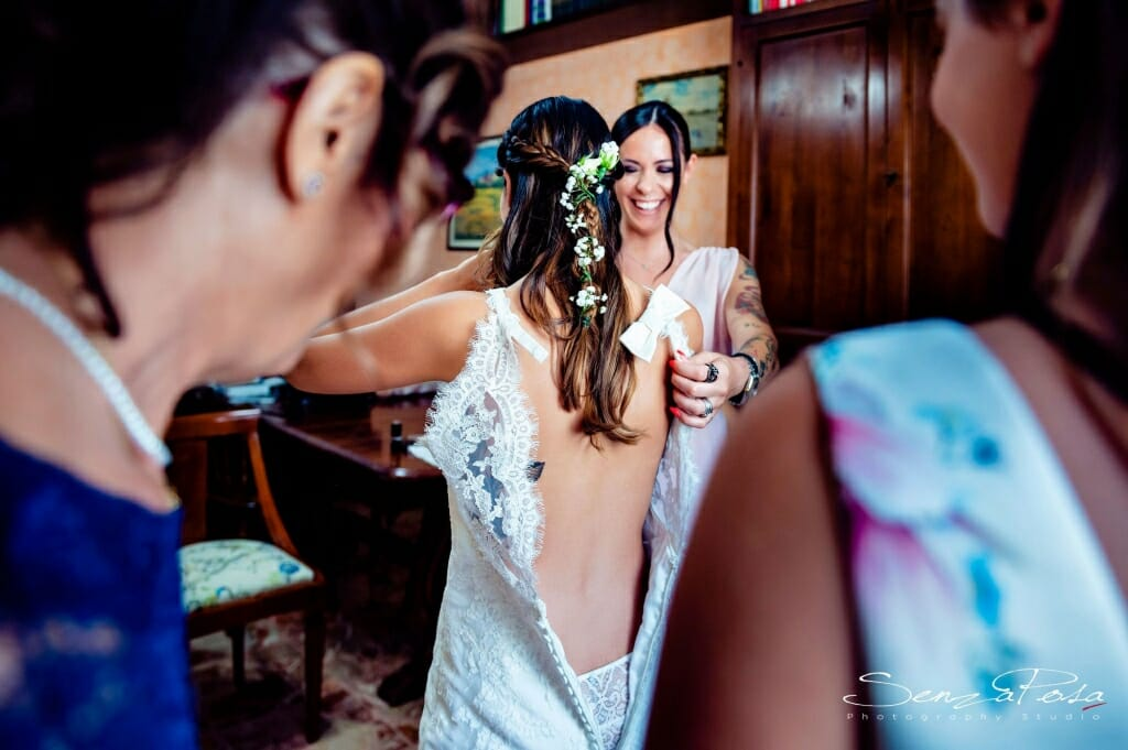 perfect wedding in florence