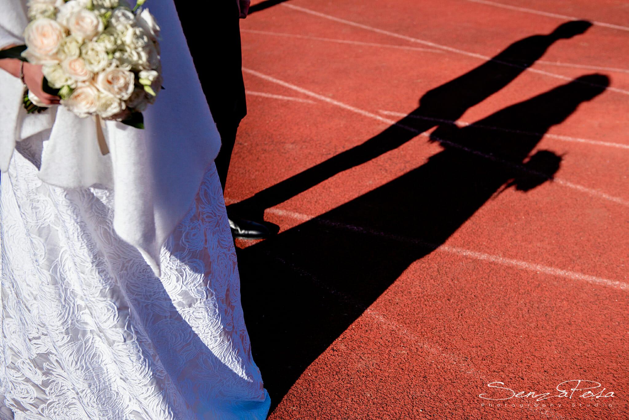 winter wedding in pistoia